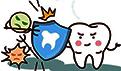 牙齿发臭是什么原因?